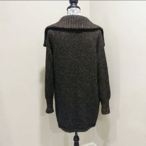 Joie Sweaters - Joie Maurise Alpaca Blend Zip Caridgan
